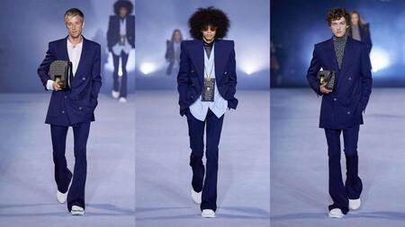 El Maximalismo Moderno De Balmain Conquista Paris Abriendo Su Semana De La Moda04