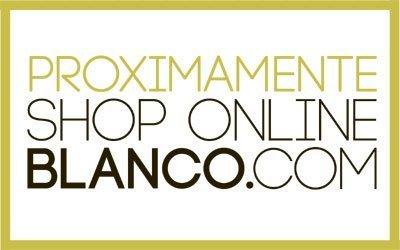 Blanco también tendrá tienda online