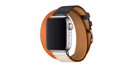 Correa Doble De Cuero Xcool Apple Watch