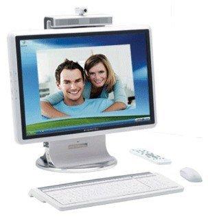 Averatec All-In-One, al estilo iMac