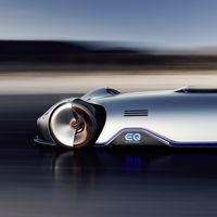 Mercedes-Benz EQ Silver Arrow, un concept car a medio camino entre Rudolf Caracciola y el mundo virtual
