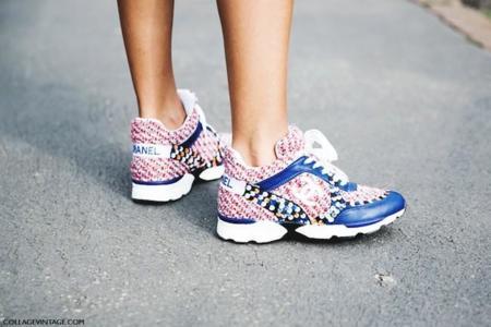 Las sneakers de Chanel marcaron un antes y un después en nuestro día a día