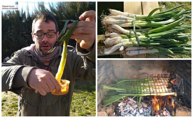 'Calçotada' para mesetarios: cómo celebrar la fiesta gastronómica catalana fuera de Cataluña