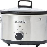 La olla de cocción lenta Crock Pot CSC028X-01 con olla cerámica y capacidad de 3,5 litros está rebajada a 49,90 euros en Amazon