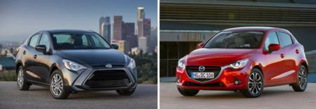 Mazda 2 Scion Ia