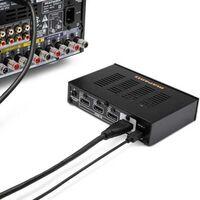 Denon y Marantz lanzan un switch HDMI 2.1 para conectar hasta tres fuentes diferentes 4K a 120 Hz o 8K a 60 Hz a sus receptores AV