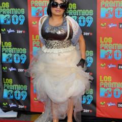 Foto 14 de 23 de la galería famosos-en-los-mtv-latinos-2009 en Poprosa