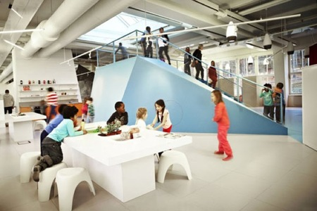 Adiós a las aulas tradicionales en Suecia: cambia el diseño de las escuelas