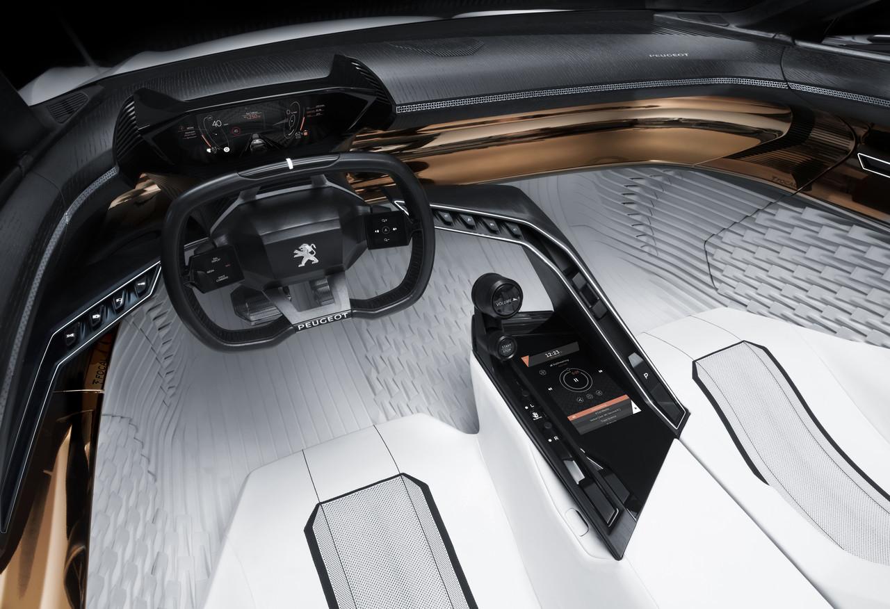 Foto de Peugeot Fractal Concept (38/71)