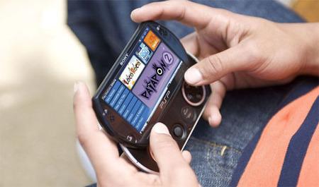 PSP Go. Duración de batería, almacenar contenido descargado y otros detalles