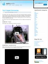 Top 10 de anuncios míticos de Apple