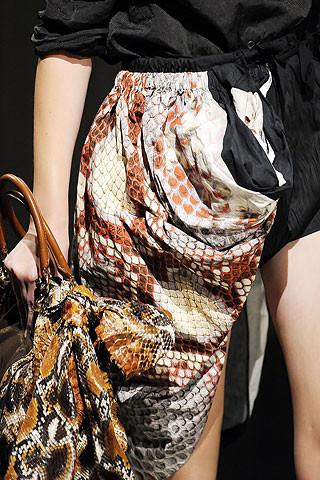 Prada en la Semana de la Moda de Milán primavera-verano 2009