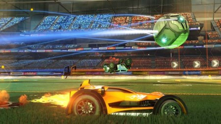 Ya podemos jugar Rocket League entre usuarios  de PC y Xbox One