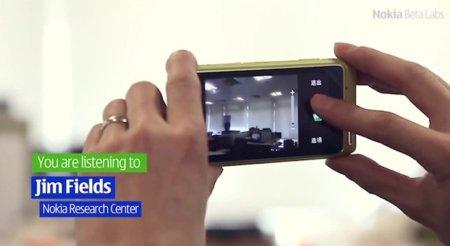 Nokia Shoot and Tag crea capítulos automáticamente al grabar vídeo