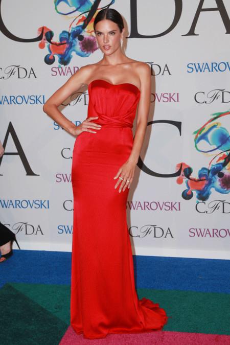 Alessandra Ambrosio CFDA Awards 2014