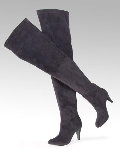 Las botas mosqueteras de Mustang