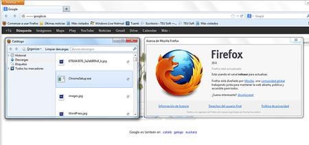 Firefox 20 ya está disponible
