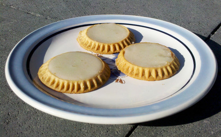 Tortita Santa Clara