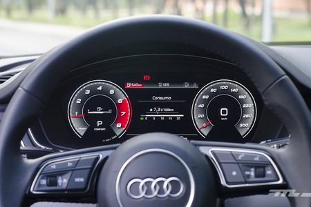Audi A4 2020 Prueba 010