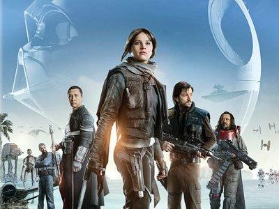 Star Wars: detalles de la edición en DVD y Blu-ray de 'Rogue One' y póster del 40º aniversario de la saga