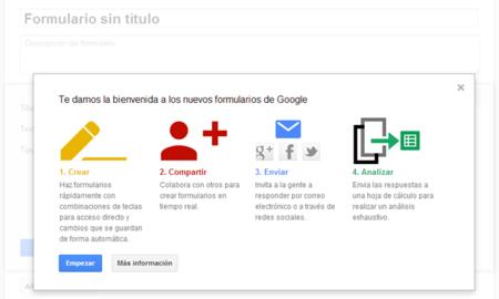 Google Forms se rediseña con edición colaborativa y mejoras generales en la edición