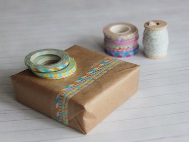 La semana decorativa: manualidades con washi tape