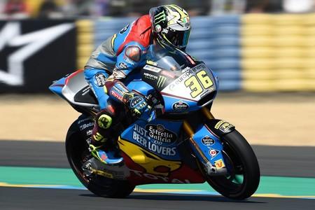 Joan Mir Gp Francia Moto2