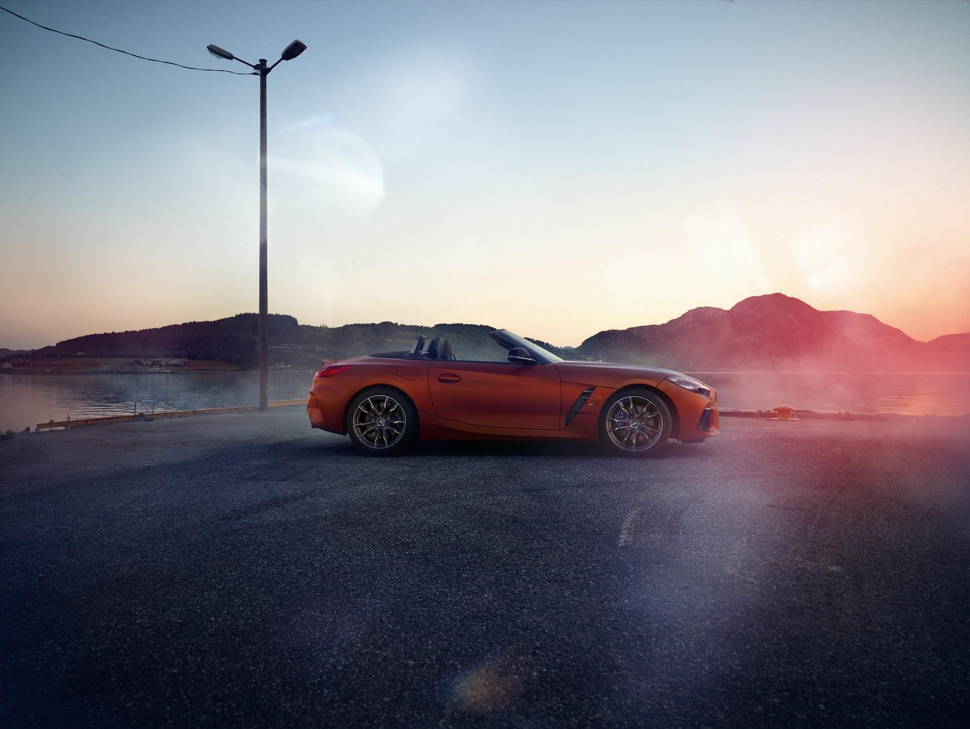Foto de BMW Z4 2019 (primeras imágenes) (1/7)