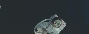 La NASA publica 8.400 imágenes de alta resolución de las misiones Apolo, disfruta de las vistas