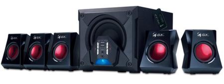Genius da más gas al sonido para juegos con los SW G5.1 3500