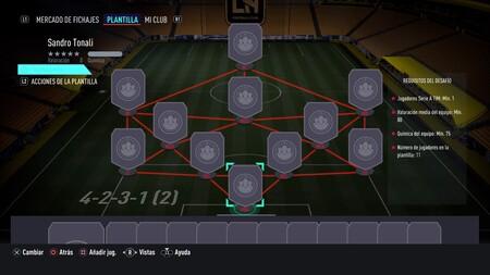 Fifa 21 Central De Fut En Los Menus 48