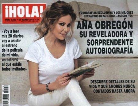 Tenían razón los Mayas, el fin está aquí: Ana Obregón, la literata