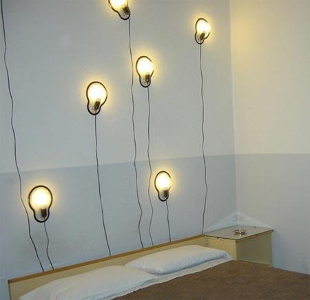 Sticky lights, pegatinas luminosas