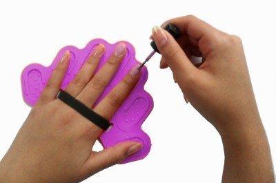 Un gadget para hacer más fácil la manicura