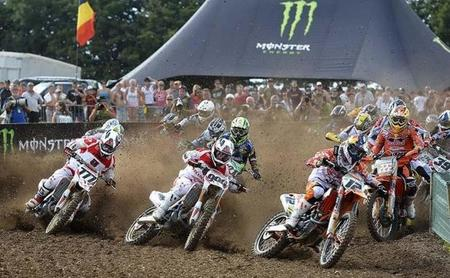 Salida MX1 GP GB