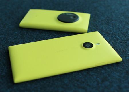 Nokia Lumia 1520 amarillo