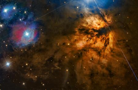 Ngc 2024 Flame Nebula C Steven