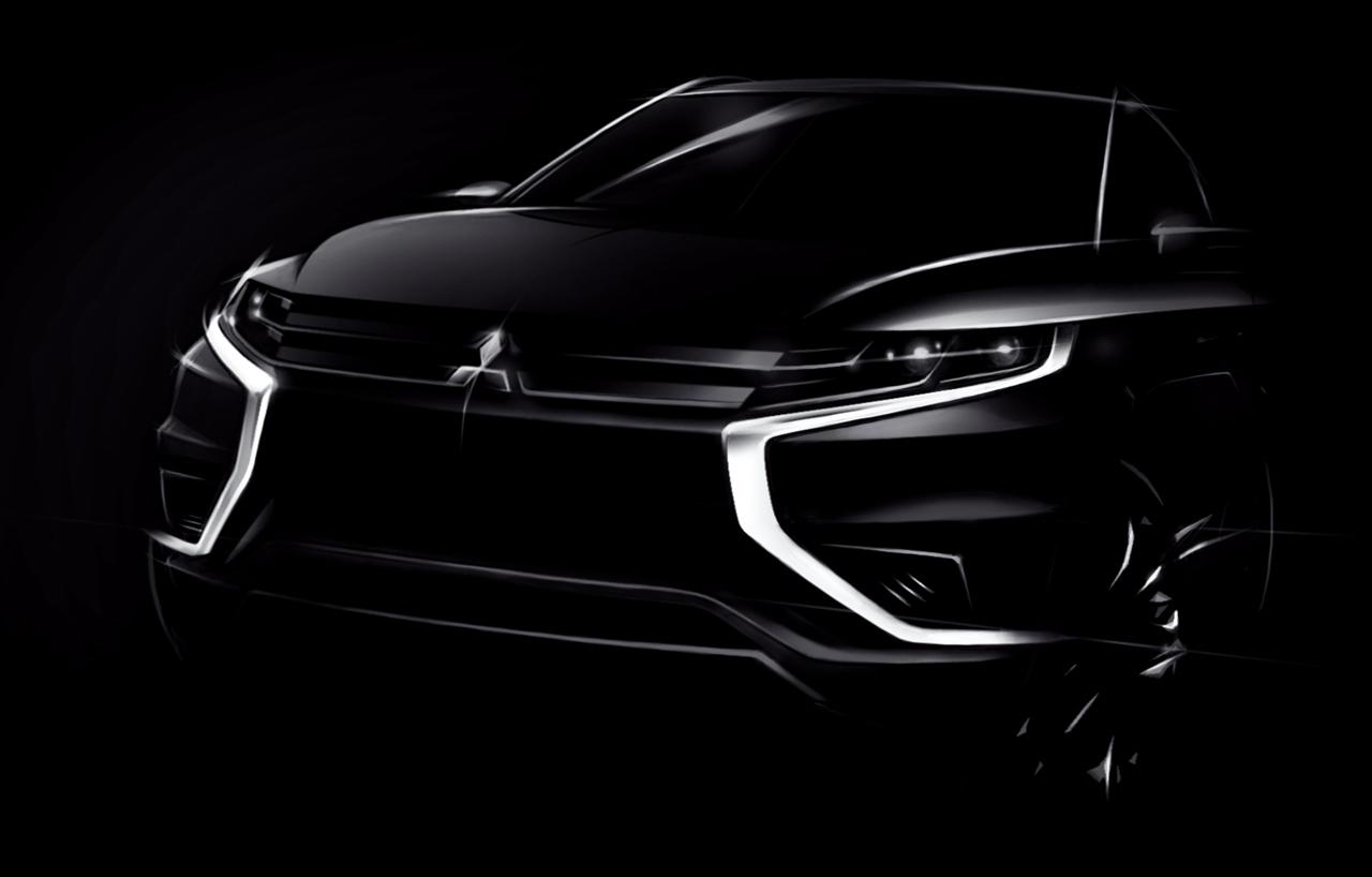 Foto de Mitsubishi Outlander PHEV Concept-S (16/49)