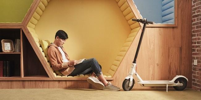 El patinete eléctrico de Xiaomi por 379 euros y envío gratis en Amazon