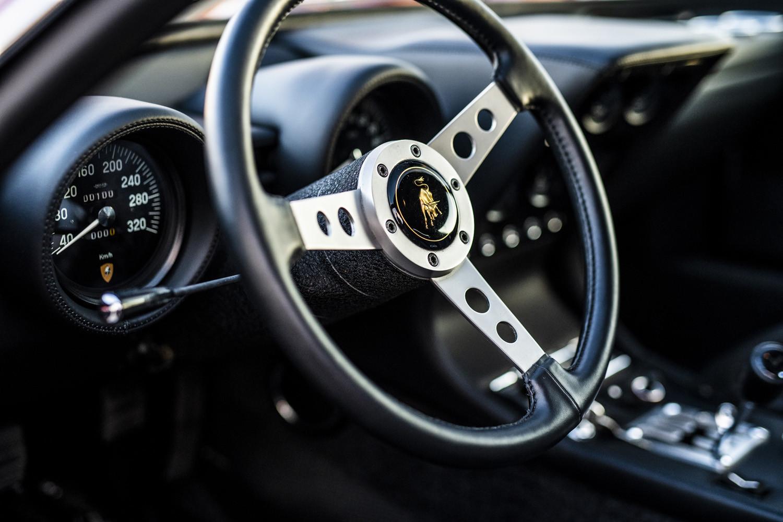 Foto de Lamborghini Miura SV de Jean Todt (20/37)