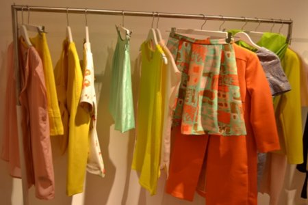 Conjuntos H&M colección Primavera-Verano 2012