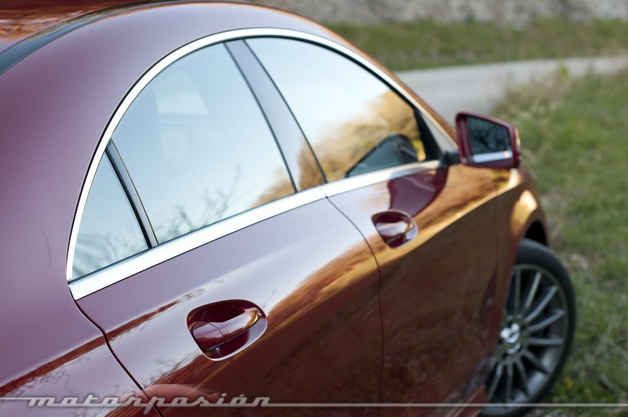 Foto de Mercedes-Benz Clase CLA (presentación) (27/40)