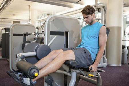 Te ayudamos a reconocer las m quinas que encontrar s en el - Fotos de maquinas de gimnasio ...