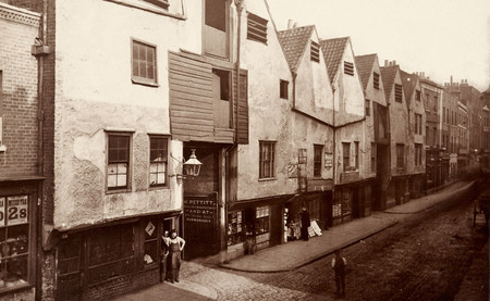 El Londres de la época victoriana, retratado en 23 espléndidas fotografías de la época