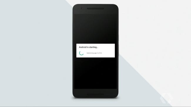 Arranque Android