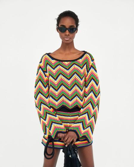 conjunto crochet
