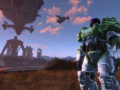 Pronto tendremos información sobre el soporte de mods en Fallount 4 para PS4/Xbox One