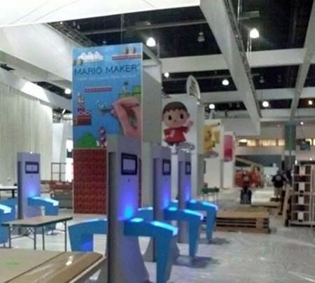 ¿Está Nintendo planeando el lanzamiento de un nuevo título llamado Mario Maker?