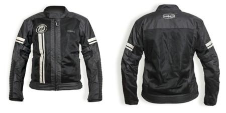 Garibaldi Internazionale Vintage D30: chaqueta de corte retro con tecnología del siglo XXI