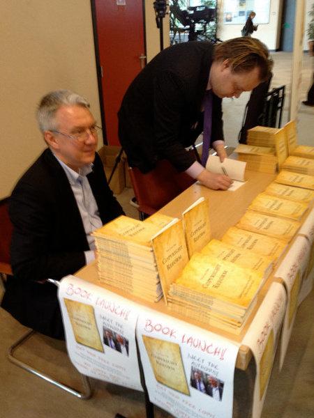"""""""El caso para la reforma del copyright"""": nuevo libro de Rick Falkvinge y Christian Engström"""